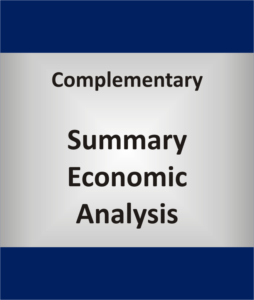 Click for information regarding a complementary Summary Economic Analysis.